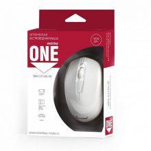 Мышь беспроводная SmartBuy ONE 331 White USB (SBM-331AG-W)