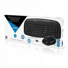 Комплект клавиатура+мышь Smartbuy Черный