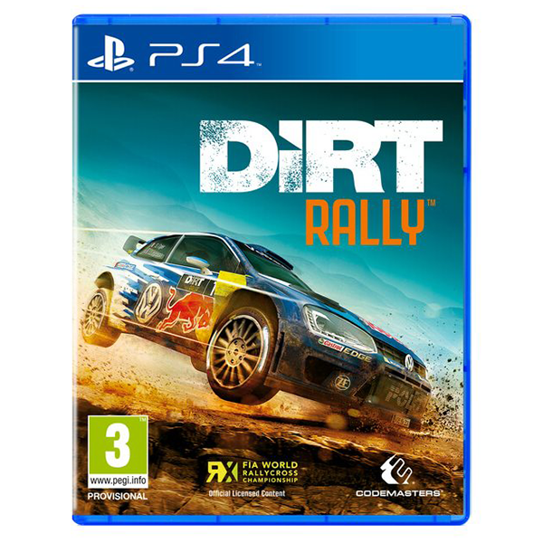 Dirt Rally Legend Edition