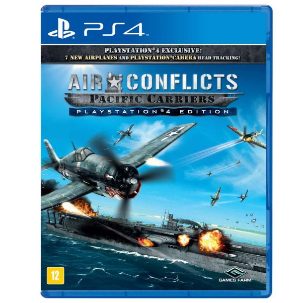 Jogo-Air-Conflicts-Pacific-Carriers-PS4