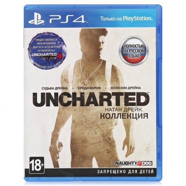 Uncharted: Натан Дрейк. Коллекция