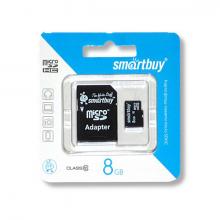 Micro SD 8GB SmartBuy