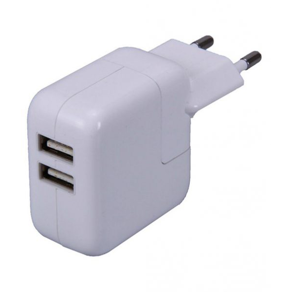 Two-port usb charger