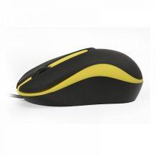Мышь проводная Smartbuy 329 USB Black/Yellow