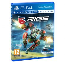 RIGS Mechanized Combat League (только для PS VR)