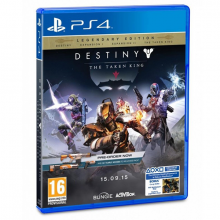 Destiny: The Taken King. Legendary Edition