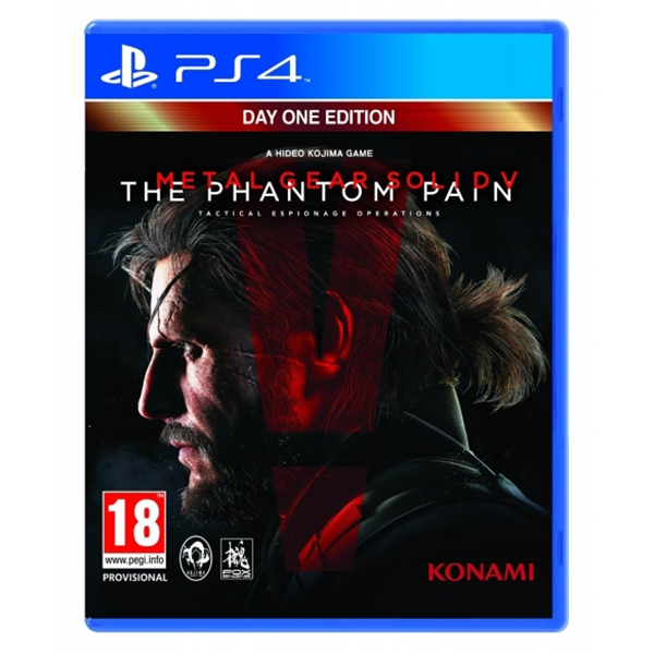 Metal Gear Solid 5 (V): The Phantom Pain Day One