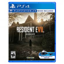 Resident Evil 7: Biohazard (с поддержкой VR)