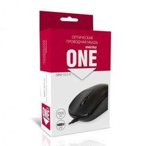 SmartBuy Optical Mouse SBM-322-K