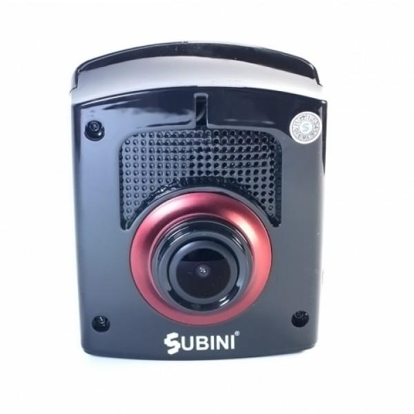 Радар + регистратор Subini STR-825RU