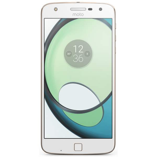 Motorola Moto Z PLAY White/Gold
