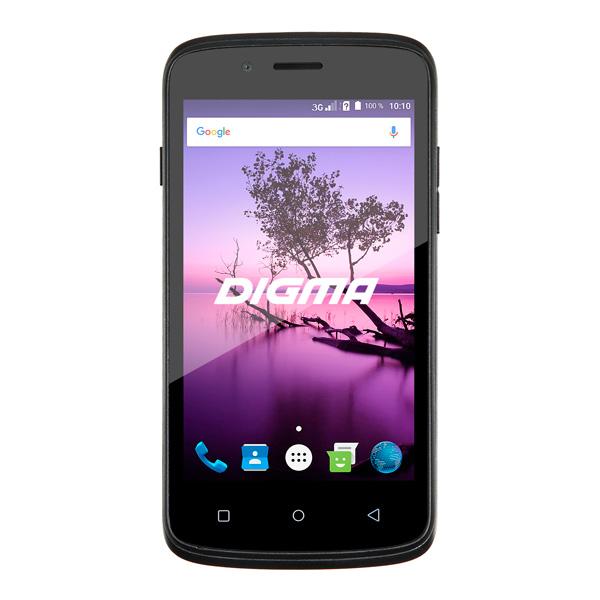 Digma LINX A420 3G Black