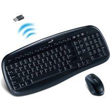 Комплект клавиатура и мышь Genius KB-8000X