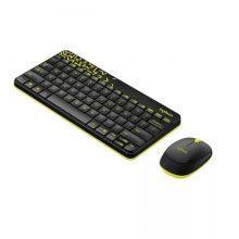 Клавиатура + мышь Logitech Wireless Combo MK240