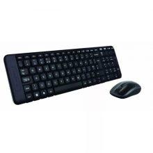 Беспроводной комплект Logitech Wireless Desktop MK220
